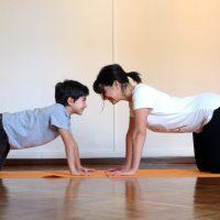 yoga famiglia jesi