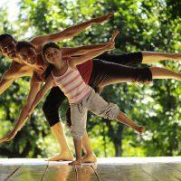 yoga famiglia