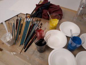 ARTETERAPIA atelier creativo