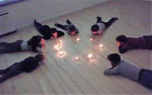 yoga bambini